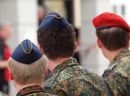 Bundeswehr Soldaten Fördermöglichkeiten Dienstschluss