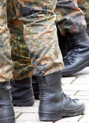 FAQ Fragen ausscheidender Soldaten mit Antworten